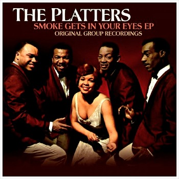 Smoke Gets In Your Eyes - The Platters / 1958