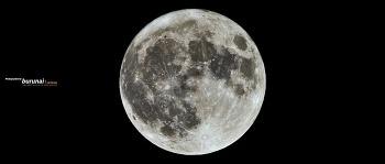 슈퍼문 (Super Moon)이 왔네요. 18년 후에 봐요.^^ Bye Bye^^