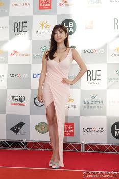 2017 럭셔리 브랜드 모델 어워즈 글로벌 패션위크(LBMA) 김세인