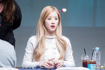 161227 신촌 팬싸인회 박초롱, 정은지 직찍 By.6412