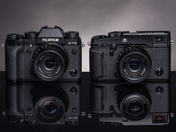 Fujifilm X-Pro2 versus X-T2: Seven key differences: Digital Photography Review