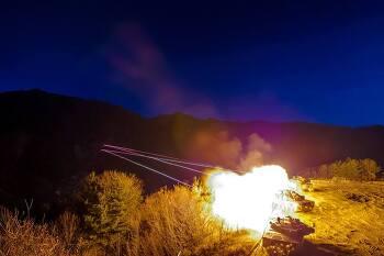11사단 동장군을 물리치는 혹한기 극복훈련