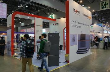 2013 KES 한국전자전  #3,   3D 프린터, 금속(티타늄)으로 3차원 메타프린터  (KAMI CONCEPT LASER)