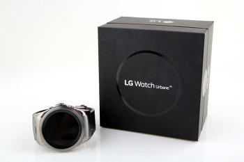 LG 워치 어베인 LTE, 묵직한 LTE 스마트워치