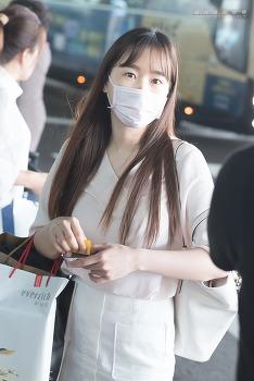 [17.05.28] 크레용팝 (Crayon pop) 웨이 허민선 인천국제공항 대만 출국 직찍 by 날따라햌