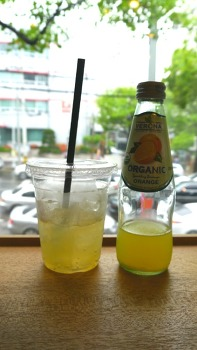 병음료 ORGANIC Sparkling Beverage [Orange]_VERONA
