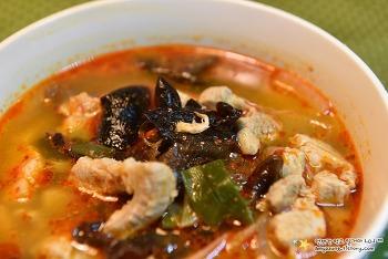 더위에 집나간 입맛을 찾아줄 찌개종류 '돼새찌개 끓이는 법'