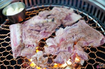 [군포/당정동 맛집] 가격대비 훌륭한 고기를 저렴하게 - 삼성축산 고기백화점