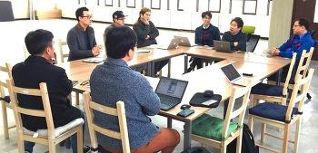 [서울혁신파크 시리즈3] 팟케스트 운영자 모임 후기