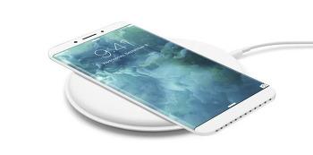 애플 아이폰8 디자인은 전면이 모두 디스플레이라고?
