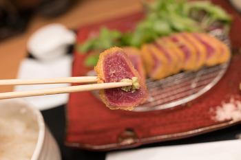 도쿄 우에노 규카츠 맛없집 아오나(あおな) 규카츠