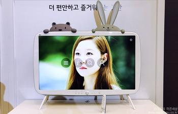2017 LG TV 신제품 발표회! 시그니처 올레드TV W, LG 슈퍼 울트라 HDTV까지!