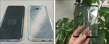 갤럭시S8, LG G6 디자인 유출 이미지와 스펙으로 보는 2017년 스마트폰 신제품 루머