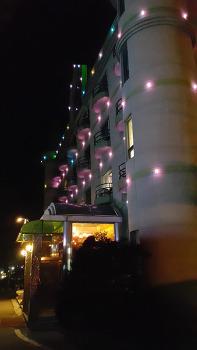 평창송어축제장 3분거리 묵을만한 숙소 오투모텔 O2모텔