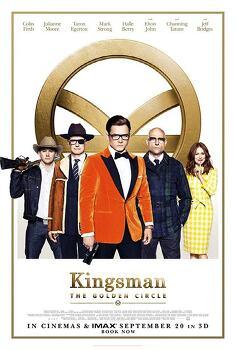 '킹스맨: 골든 서클 Kingsman: The Golden Circle, 2017' OST 'Take Me Home, Country Roads'와 'Let's Go Crazy'
