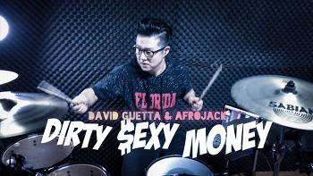 "David Guetta데이빗게타 & Afrojack아프로잭 ""feat.Charli XCX찰리XCX & French Montana프랜치몬타나 - Dirty $exy money"" Drum Remix by ROP"