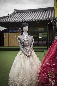 전주 한옥마을 <한복 이야기>에서 한복을 입다. by 포토테라피스트 백승휴