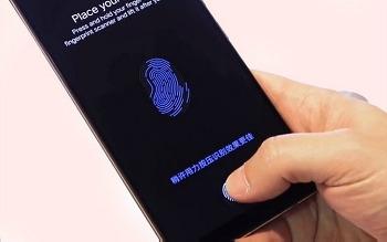 예쁜 스마트폰 비보X21의 디스플레이 지문인식 연이은 적용!! 완벽한 노치디자인이라 불러야 하나?