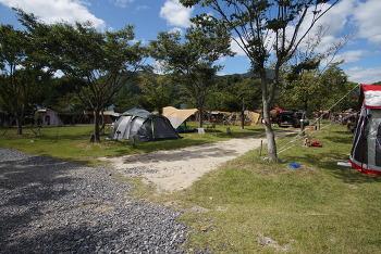 포천 레이크문 캠핑장