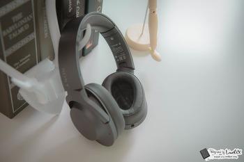 소니 히어온(h.ear on) 2 Wireless NC 첫인상, 특징은?