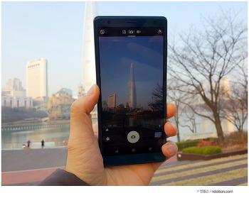 엑스페리아 XZ2 세계최초 HDR 카메라 탑재로 선명하다 | 엑스페리아 XZ2 슈퍼 슬로우 모션 카메라