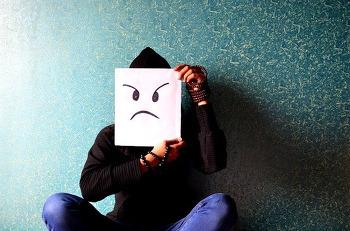 건강하게 화내는 방법 : 분노를 잘 표현하는 방법 5가지
