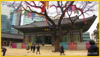 <서울 가볼만한 곳> 조계사와 불교중앙 박물관