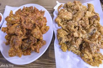 [부산 맛집] 맛과 양에 두번 놀라는 부평깡통시장 거인통닭 부산3대치킨