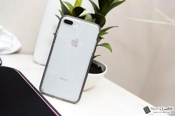 슈피겐 아이폰8플러스 케이스 네오하이브리드CC2 사용기