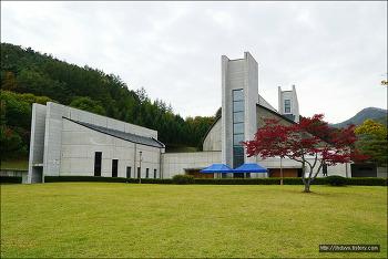 <제천>배론성지 최양업도마신부기념성당