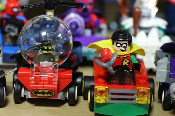레고 76069 마이티마이크로 시리즈 배트맨 vs 킬러모스
