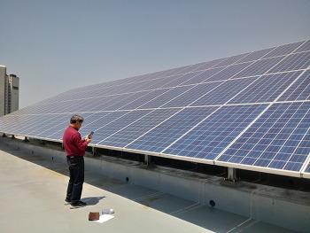 조합원이 간다 - 진해복지관 햇빛발전소 탐방 학습