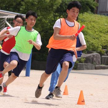 2018 체육한마당- 1학년 아이들