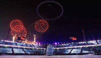 평창 올림픽 개회식