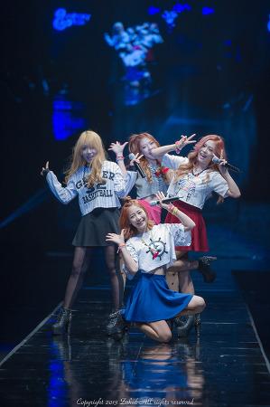 메이퀸(May Queen) 2013 부산패션위크 축하공연