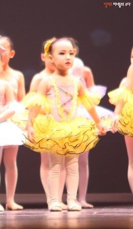 발레발표회, 처음으로 서 본 아트센터 대극장 공연