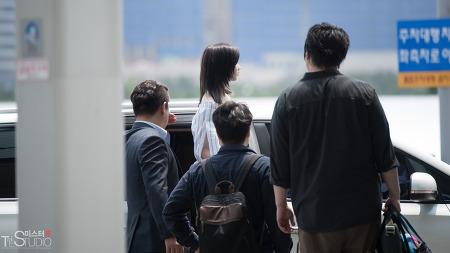 160730 인천공항 출국 트와이스 직찍 by 미스터신