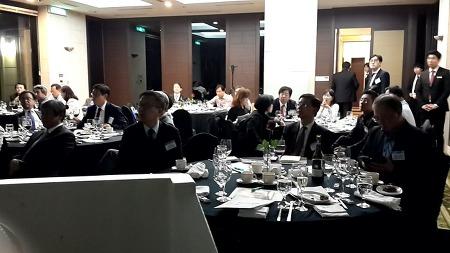 [전진용 외부특강 04/06]<재즈스타일 리더십과 소통>한국외국기업협회 FORCA  CEO 포럼 - 호텔 프리마 노블레스 B홀