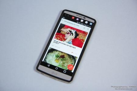 3개월 실사용자의 LG V10 모던 베이지 색상 후기 그리고 장점과 단점