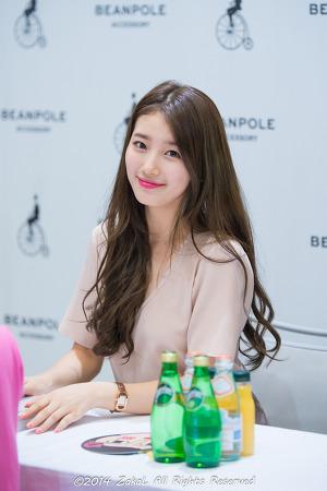 수지 부산 신세계백화점 빈폴(BEANPOLE) 팬싸인회