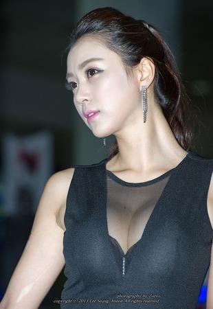 2013 서울오토살롱 모델 #3
