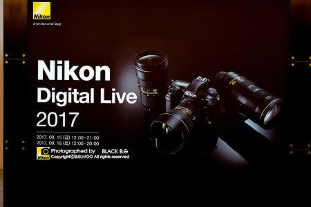 Nikon Digital Live 2017