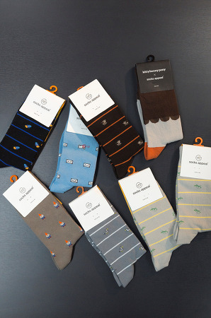 Socks Appeal, KBP 양말...