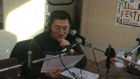 Interview 18.  시인, 영화평론가 안숭범