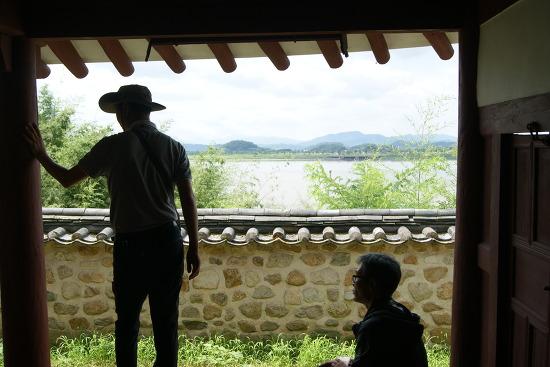 [창녕가볼만한곳] 낙동강이 내려다 보이는 풍경 좋은 창녕 망우정