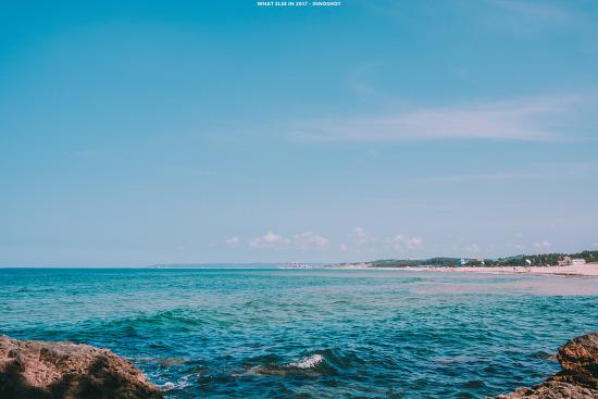 [풍경] 포항 칠포 해수욕장 - 니콘 D810 시그마 아트 사무식 35mmF1.4