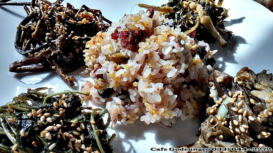 정월대보름 놀이와 오곡밥 그리고 나물