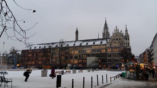 동유럽가족여행(15) 독일 뮌헨