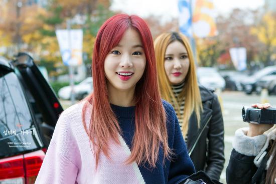 [15.11.19] 두시탈출 컬투쇼 EXID 출퇴근길