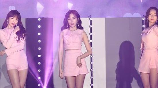 [180331]에이프릴 - 윤채경 @강화 K-pop콘서트 직캠 By스카이